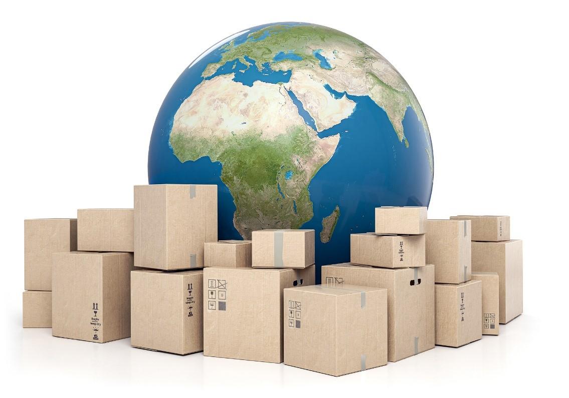 transport mondiale