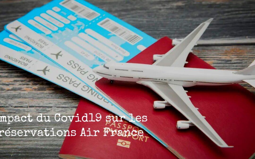 Air France : Une politique commerciale exceptionnelle mise en place