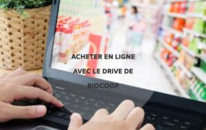 Commander des produits bios avec le drive de Biocoop